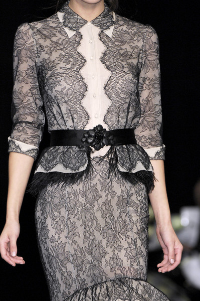 Jenny Packham at London Fall 2008 (Details)