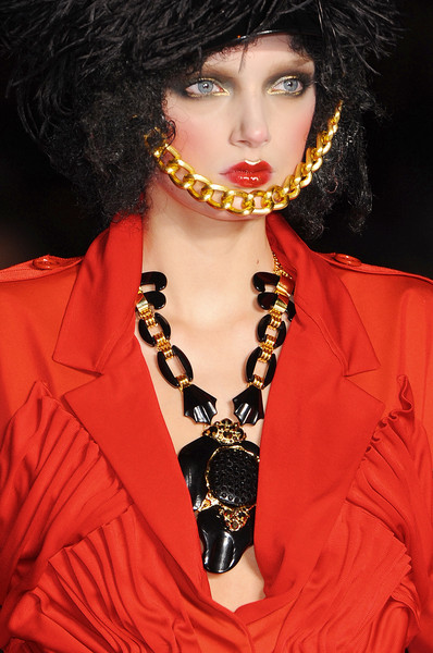 John Galliano at Paris Spring 2009 (Details)