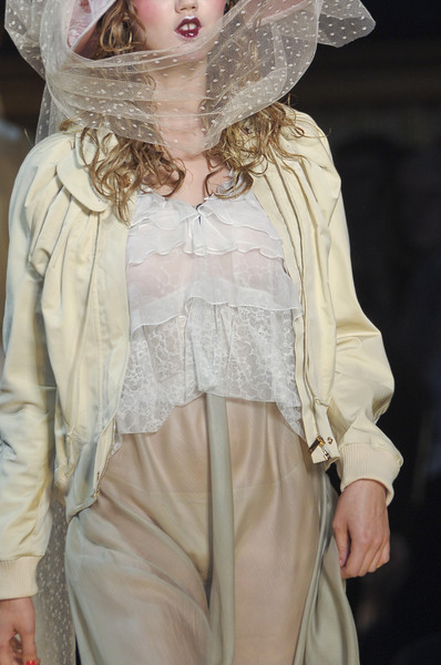 John Galliano at Paris Spring 2011 (Details)