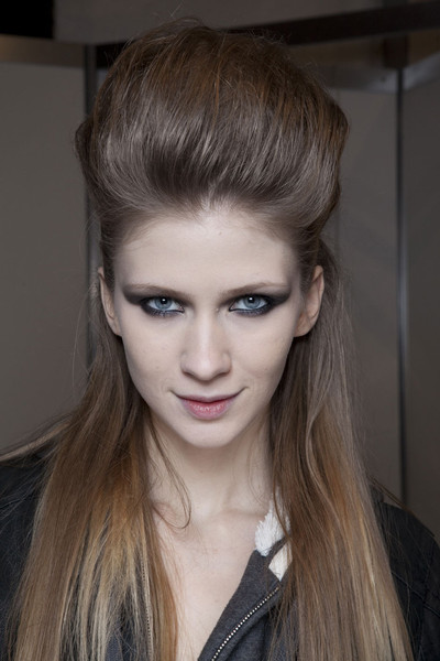 John Richmond at Milan Fall 2011 (Backstage)