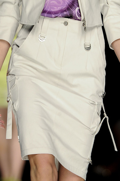 John Richmond at Milan Spring 2012 (Details)