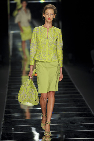 John Richmond at Milan Spring 2012