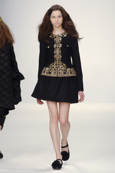 John Rocha at London Fall 2008