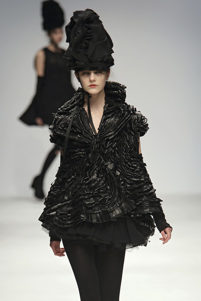 John Rocha at London Fall 2010