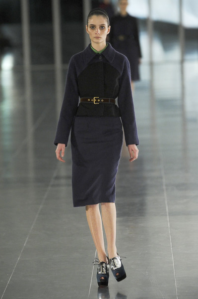 Jonathan Saunders at London Fall 2011
