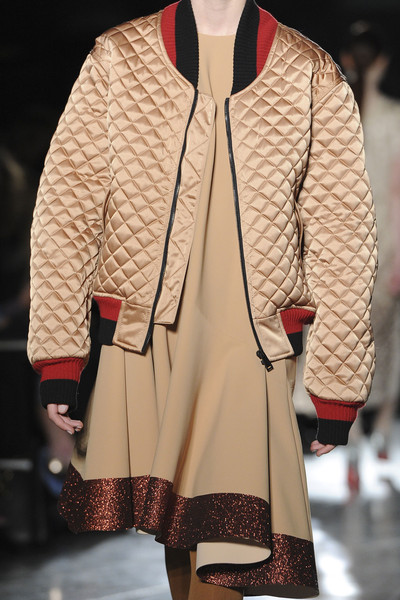Jonathan Saunders at London Fall 2014 (Details)