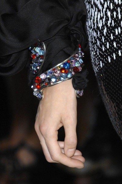 Jonathan Saunders at New York Spring 2009 (Details)