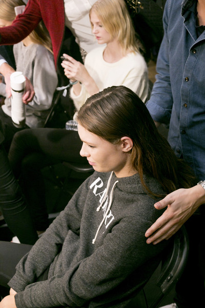 Jonathan Saunders at London Spring 2014 (Backstage)