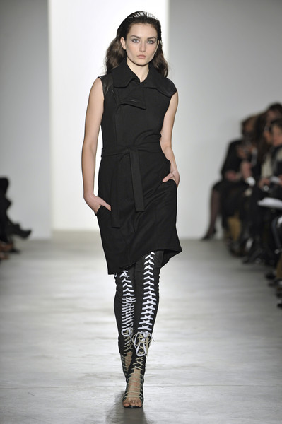 Juan Carlos Obando at New York Fall 2010