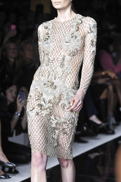 Julien Macdonald at London Spring 2014 (Details)