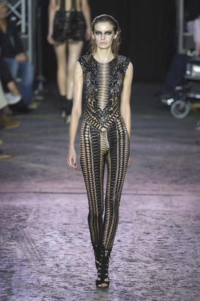 Julien Macdonald at London Spring 2016