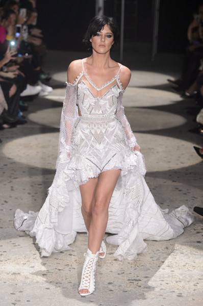 Julien Macdonald at London Spring 2018