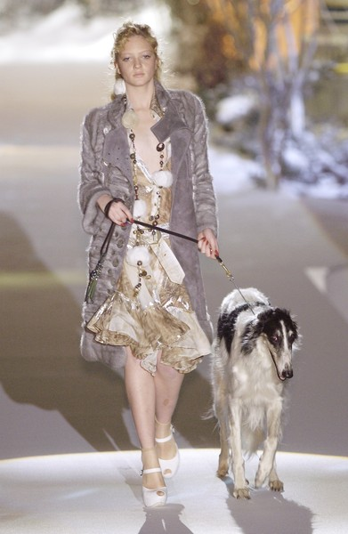 Just Cavalli at Milan Fall 2005