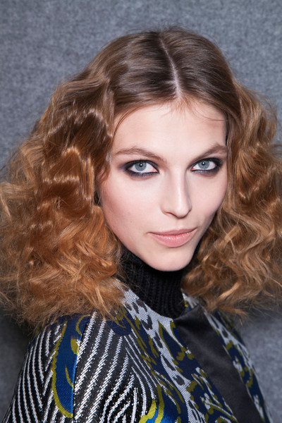 Just Cavalli at Milan Fall 2013 (Backstage)