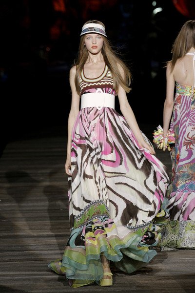Just Cavalli at Milan Spring 2006