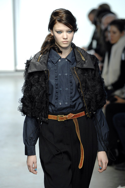 Karen Walker at New York Fall 2007