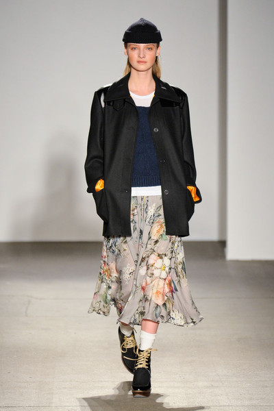 Karen Walker at New York Fall 2011