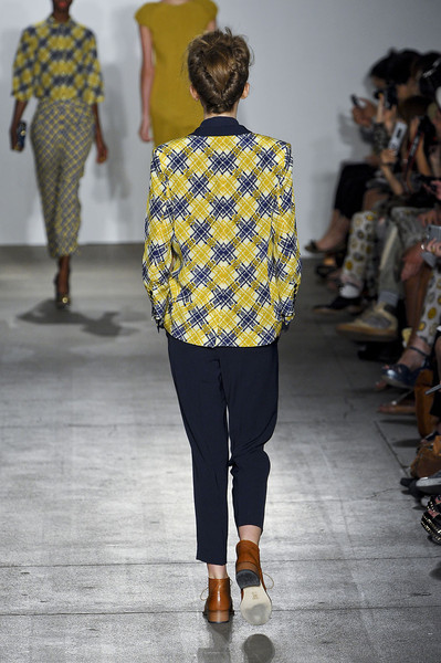 Karen Walker at New York Spring 2012