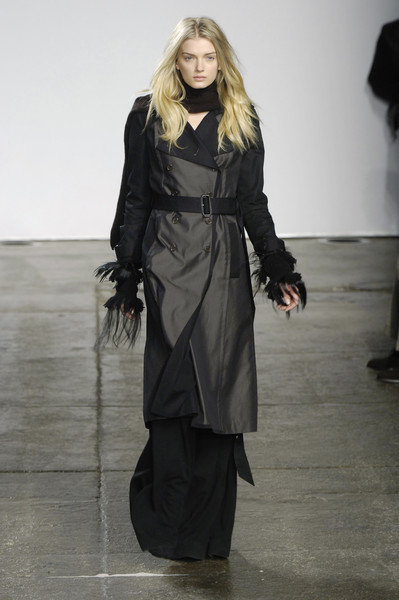 Karl Lagerfeld at New York Fall 2006