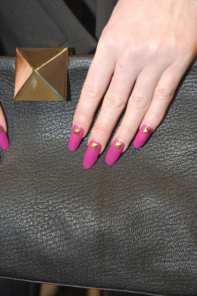 Kate Spade, Fall 2013 Nails