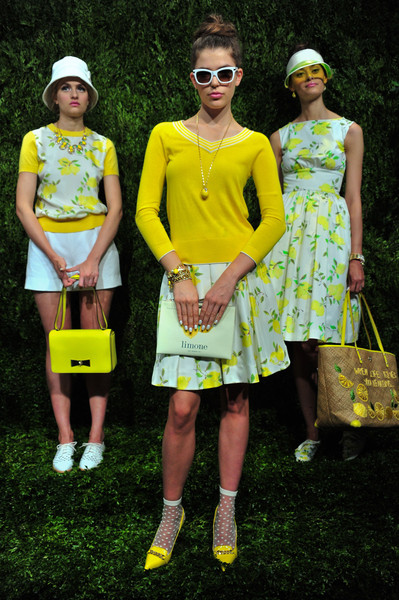Kate Spade at New York Spring 2014