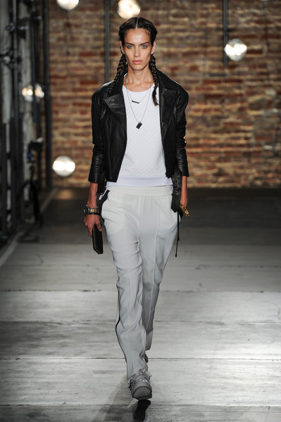 Kenneth Cole New York at New York Spring 2014