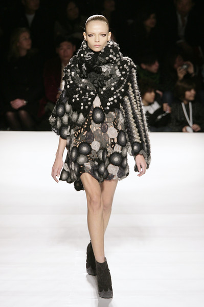 Kenzo at Paris Fall 2008