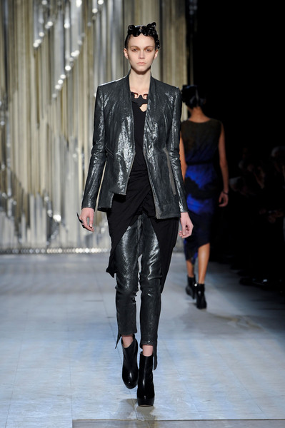 Kimberly Ovitz at New York Fall 2013