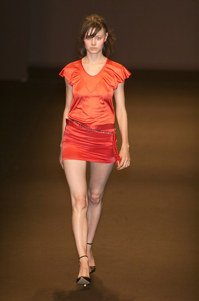 Kostas Murkudis at Paris Spring 2001