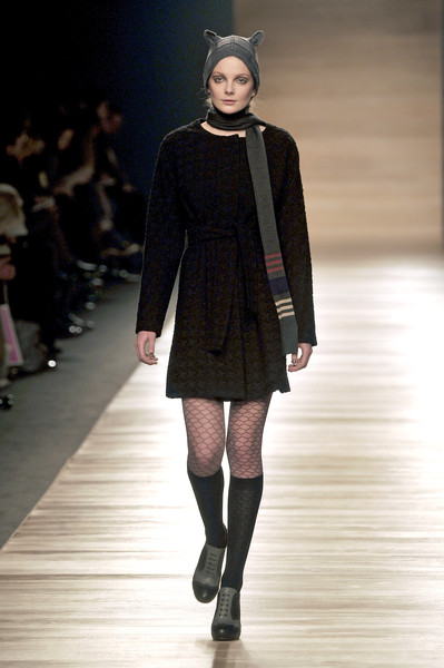 Kristina Ti at Milan Fall 2009