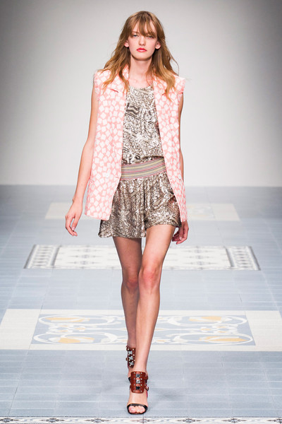 best service 6908e 4eed0 Kristina Ti Spring 2015 Runway Pictures - Livingly