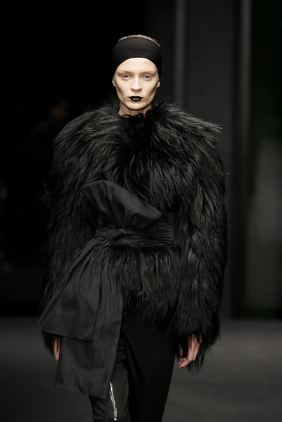 Krizia at Milan Fall 2007