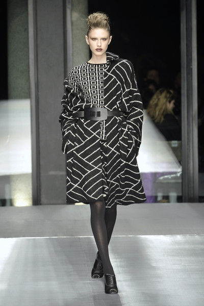 Krizia at Milan Fall 2009