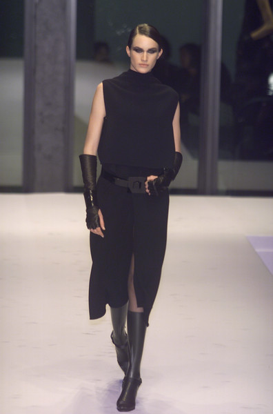 Krizia Top at Milan Fall 2001