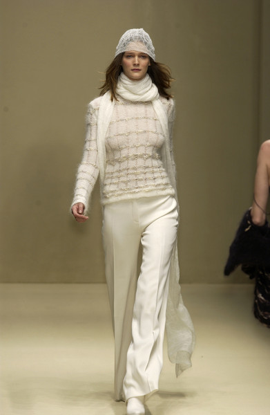La Perla at Milan Fall 2002