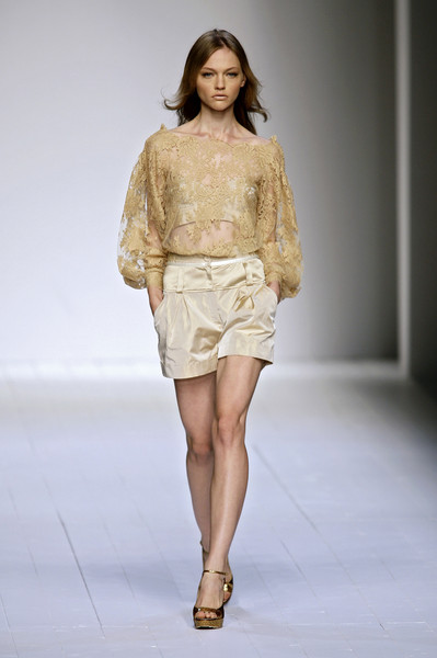 La Perla at Milan Spring 2007