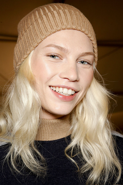 Lacoste at New York Fall 2012 (Backstage)
