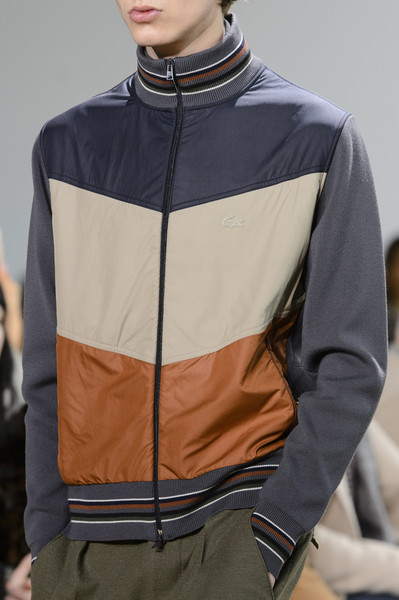 Lacoste at New York Fall 2017 (Details)