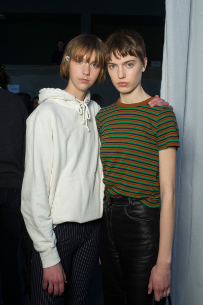 Lacoste at Paris Fall 2019 (Backstage)
