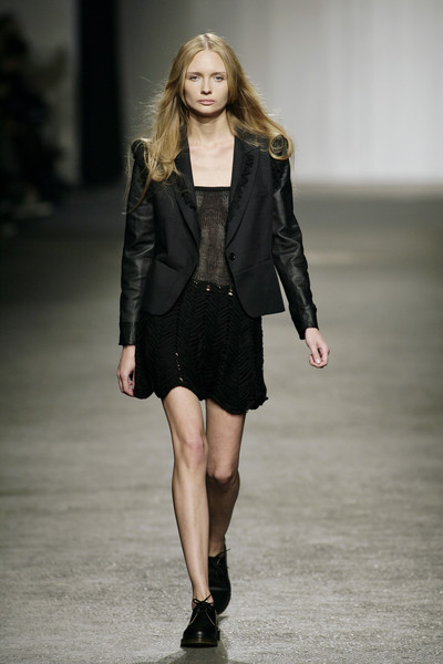 Laitinen at Milan Spring 2009
