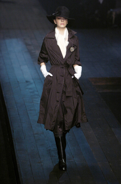 Lanvin at Paris Fall 2004