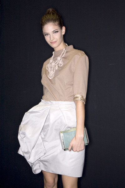 Lanvin at Paris Spring 2009 (Backstage)