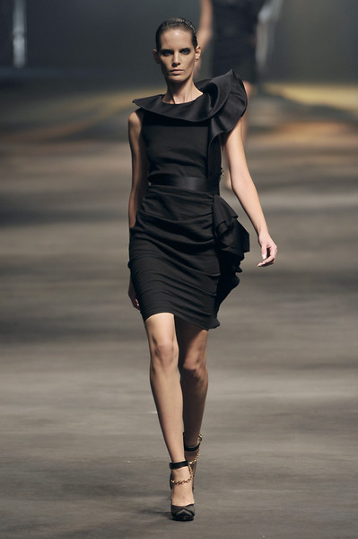 Lanvin at Paris Spring 2010