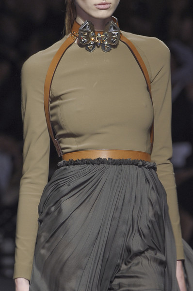 Lanvin at Paris Spring 2011 (Details)