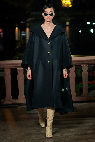 Lanvin at Paris Spring 2021 [clothing,fashion,outerwear,fashion show,runway,mantle,coat,overcoat,fashion model,haute couture,fashion accessory,fashion,haute couture,clothing,fashion week,runway,runway,lanvin,paris fashion week,fashion show,lanvin,fashion show,fashion,clothing,fashion week,ready-to-wear,fashion accessory,haute couture,runway]
