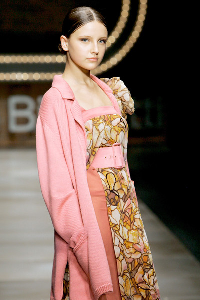Laura Biagiotti at Milan Fall 2007