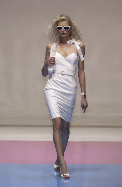 Laura Biagiotti at Milan Spring 2004
