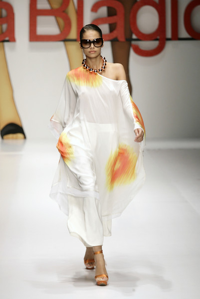 Laura Biagiotti at Milan Spring 2007