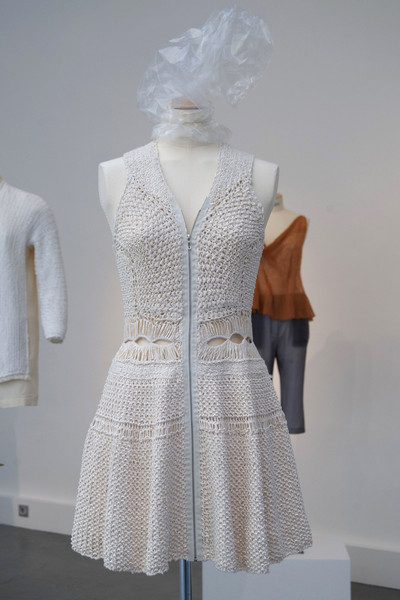 Le Moine Tricote at Paris Spring 2014