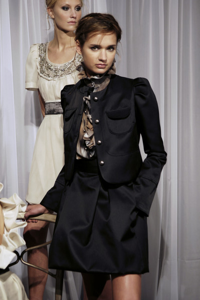 Lela Rose at New York Fall 2006